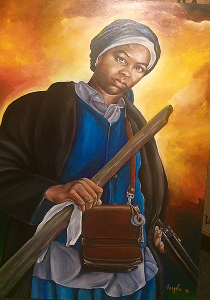 Our Moses Harriett Tubman by John Moore