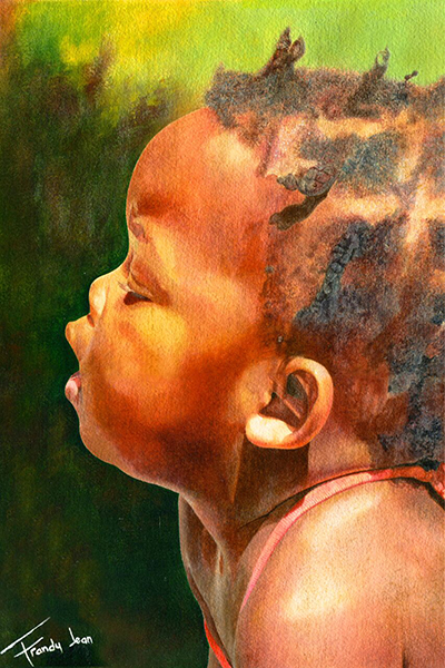 Baby Girl by Frandy Jean