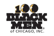 100 Black Men of Chicago, Inc. logo