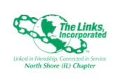 North Shore (IL) Chapter of The Links, Incorporated logo