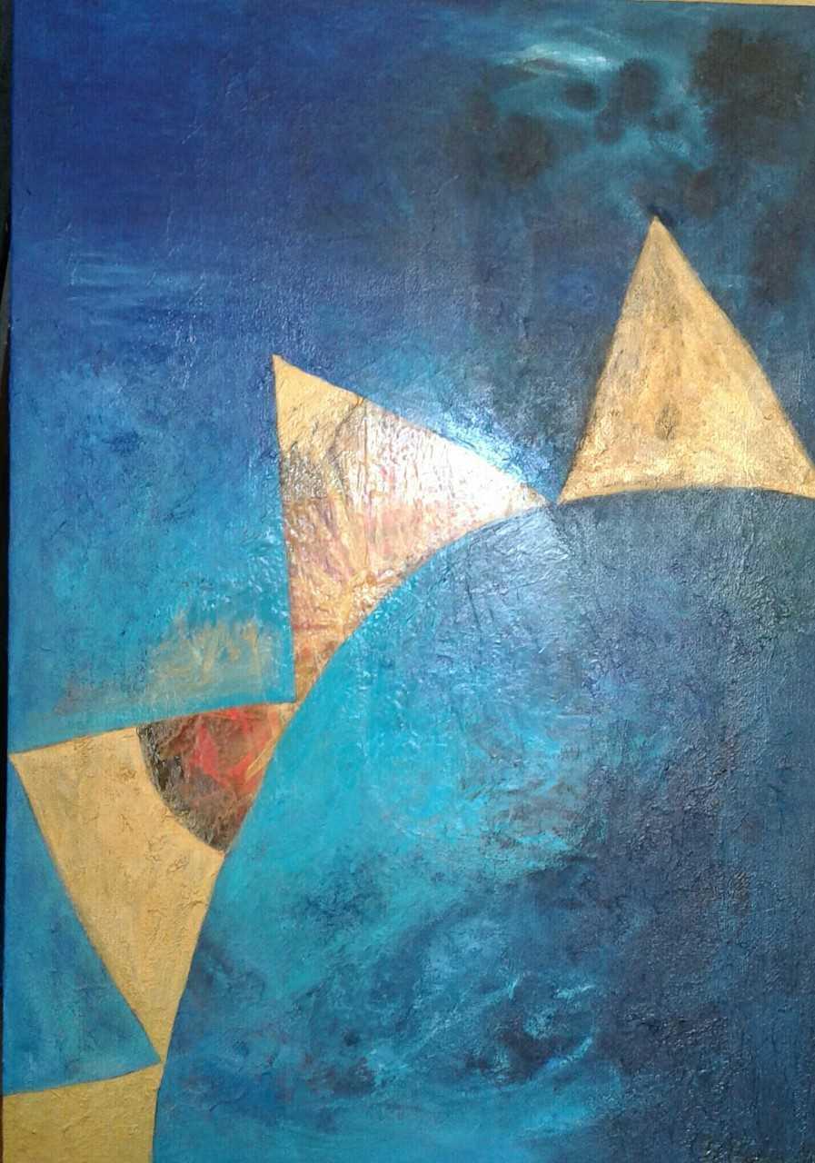 Artwork by Bongi Bengu