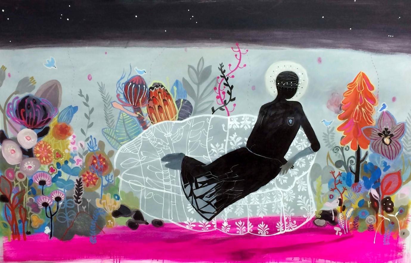 Artwork by Leila Fanner