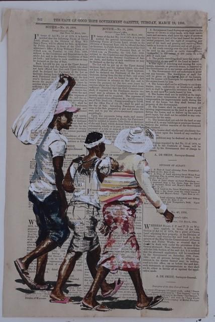 Artwork by Lisette Forsyth