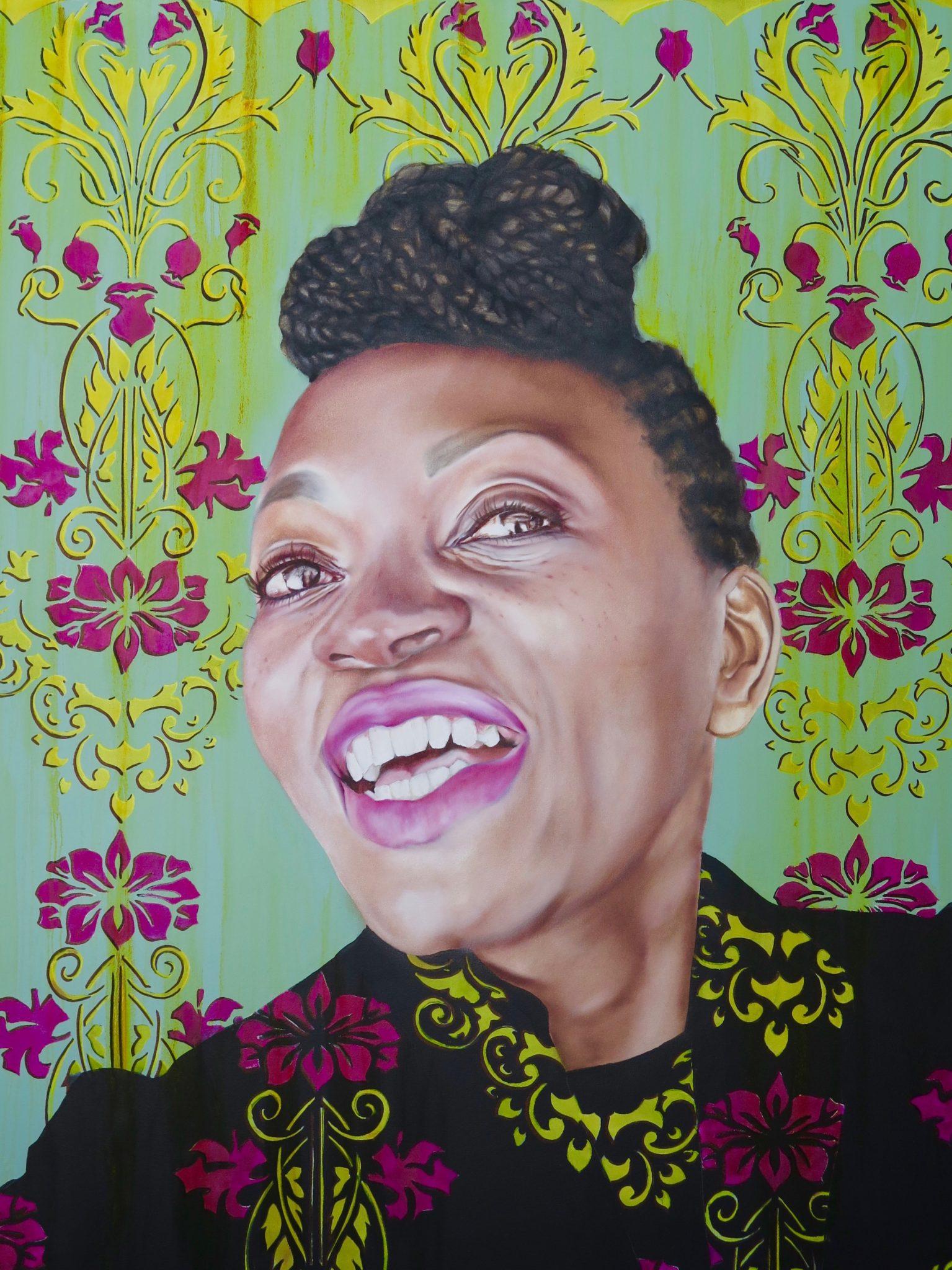 Marguerite by Vanessa Berlein