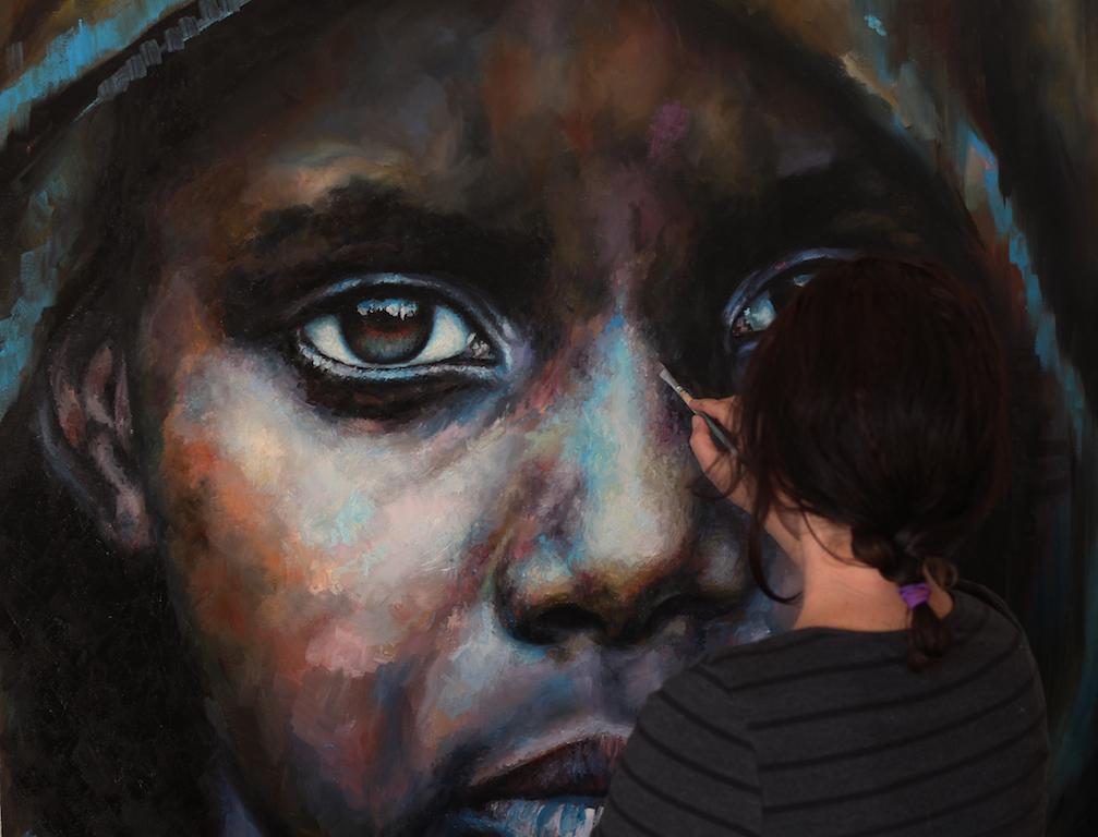 Artwork by Phulani Liebenberg