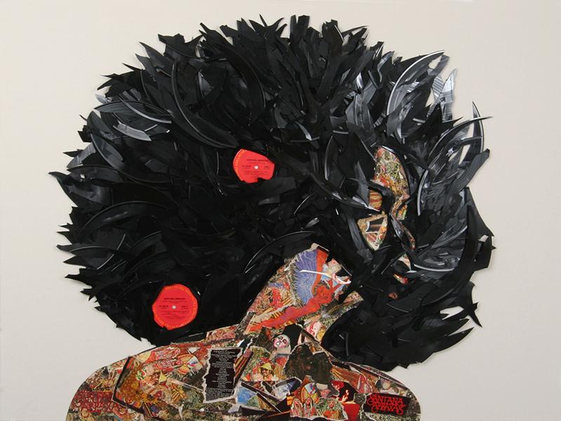 Black Magic Woman by Lobyn Hamilton