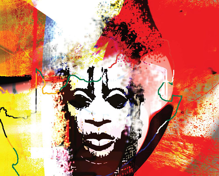 Geopolitical Apex - Rep: Color Me Africa
