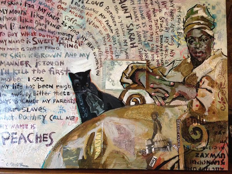 Nina Simone by Charly Palmer