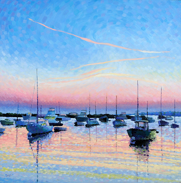 Dawning Lights by Glenn Tunstull