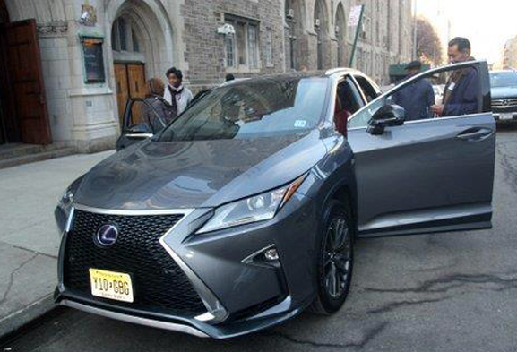 Lexus Ride & Drive