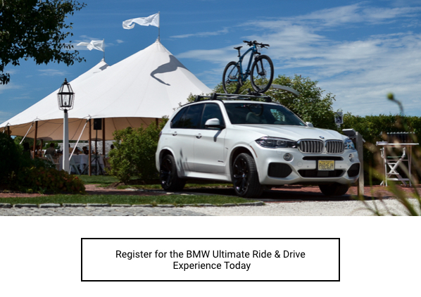 BMW Ride & Drive Sign-up