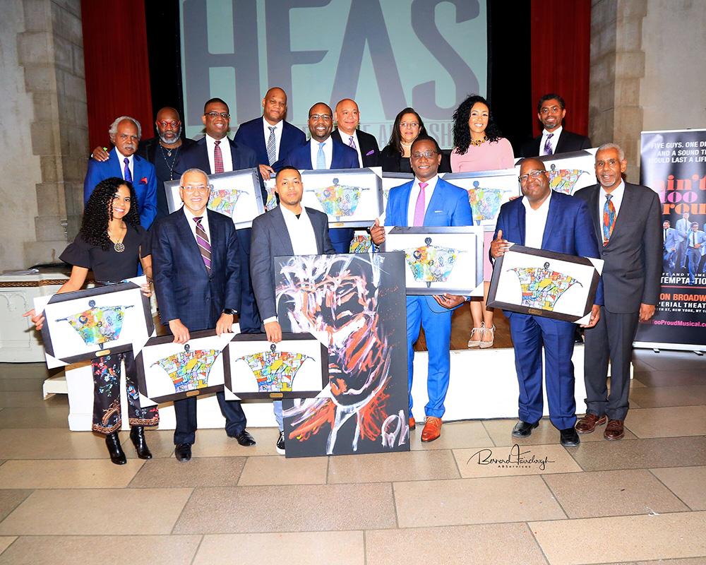 New York City 2019 – Harlem Fine Arts Show